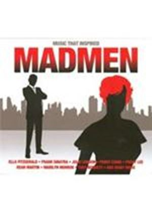 Various Artists - Music That Inspired Mad Men (Music CD)