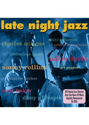 Various Artists - Late Night Jazz (Music CD)