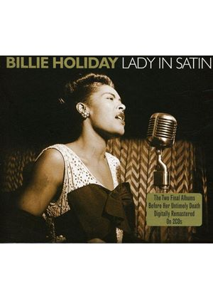 Billie Holiday - Lady In Satin (Music CD)