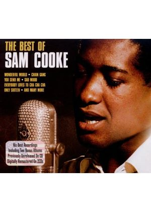 Sam Cooke - Best Of Sam Cooke, The (Music CD)