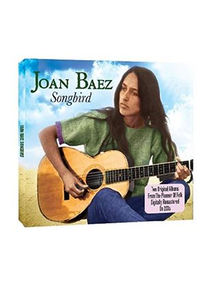 Joan Baez - Songbird (Music CD)