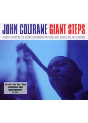 John Coltrane - Giant Steps (Music CD)
