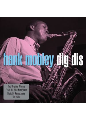 Hank Mobley - Dig Dis (Music CD)