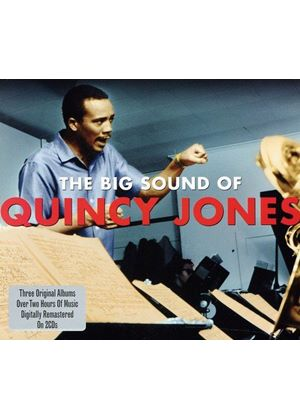 Quincy Jones - The Big Sound Of (Music CD)