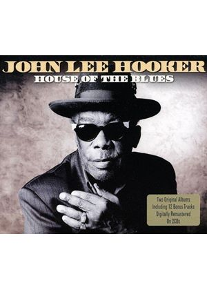 John Lee Hooker - House of the Blues (Music CD)