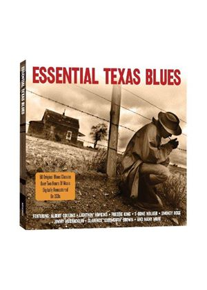 Various Artists - Essential Texas Blues [Not Now] (Music CD)