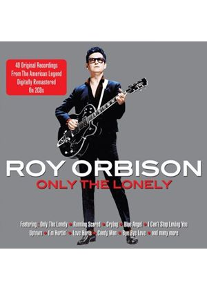 Roy Orbison - Only the Lonely (Music CD)