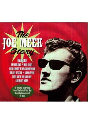 Various Artists - Joe Meek Story (Music CD)