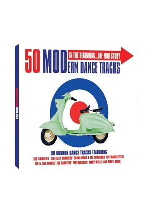 Various Artists - The Mod Story (Music CD)