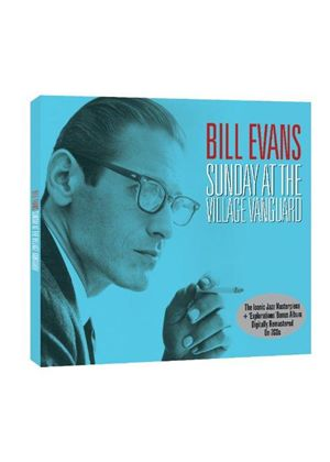 Bill Evans - Sunday at the Vanguard (Live Recording) (Music CD)