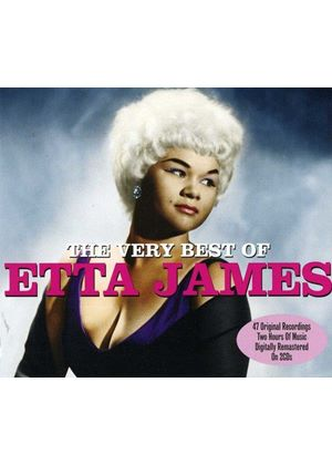 Etta James - Very Best of Etta James [Not Now] (Music CD)