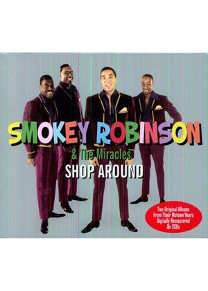 Smokey Robinson - Shop Around (Music CD)