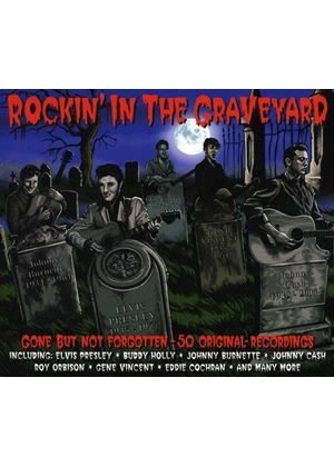 Various Artists - Rockin' in the Graveyard (Music CD)
