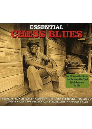 Various Artists - Essential Chess Blues (Music CD)