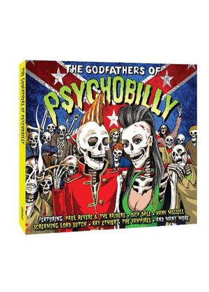 Various Artists - Godfathers of Psychobilly (Music CD)