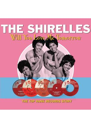 Shirelles (The) - Will You Love Me Tomorrow [Castle/Windsong] (Music CD)