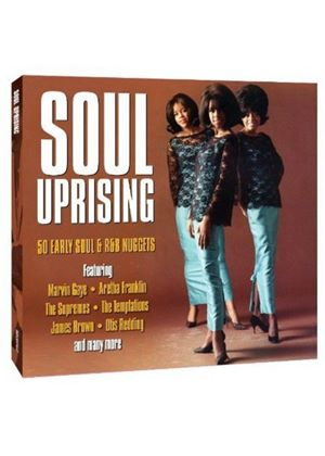 Various Artists - Soul Uprising [Not Now] (Music CD)