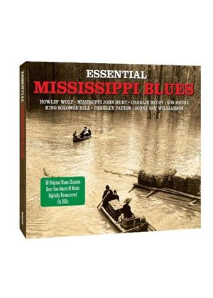 Various Artists - Essential Mississippi Blues (Music CD)