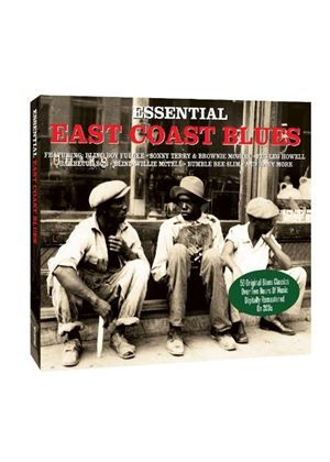 Various Artists - Essential East Coast Blues (Music CD)