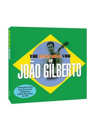 Joao Gilberto - The Bossa Nova Vibe Of (Music CD)
