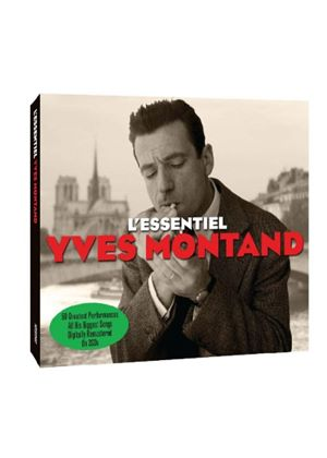 Yves Montand - L'Essentiel (Music CD)
