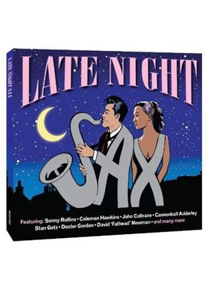 Various Artists - Late Night Sax (2 CD) (Music CD)