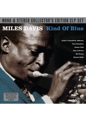 Miles Davis - Kind of Blue Mono/Stereo (Music CD)