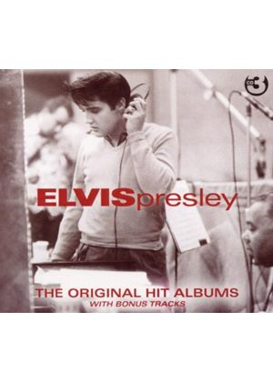 Elvis Presley - Original Hit Albums, The (Music CD)
