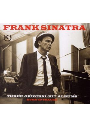 Frank Sinatra - Three Original Hit Albums (Music CD)