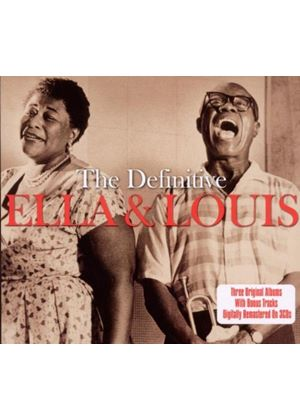 Ella Fitzgerald & Louis Armstrong - Definitive Ella And Louis, The [Digipak] (Music CD)