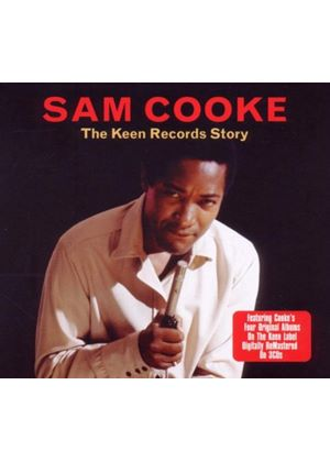 Sam Cooke - Keen Records Story, The [Digipak] (Music CD)