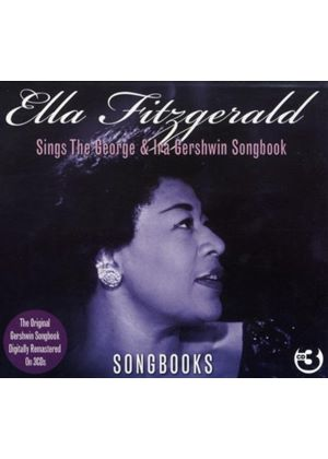 Ella Fitzgerald - Sings The George And Ira Gershwin Songbook (Music CD)