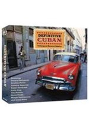 Various Artists - Definitive Cuban (Music CD)