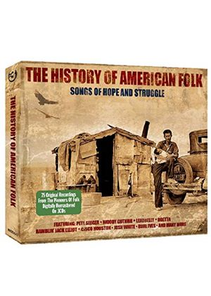 Various Artists - History Of American Folk, The (Music CD)