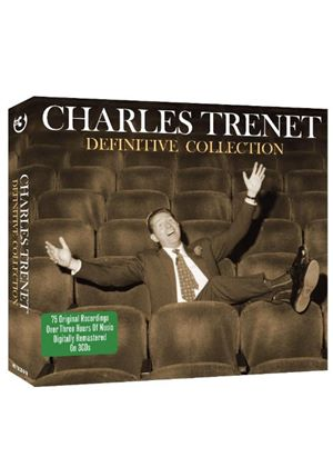 Charles Trenet - Definitive Collection (Music CD)