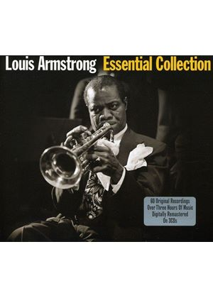 Louis Armstrong - Essential Collection - Louis Armstrong [Digipak] (Music CD)
