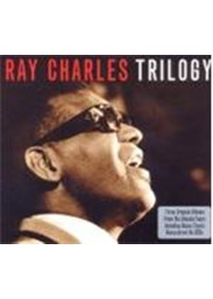 Ray Charles - Trilogy (Music CD)