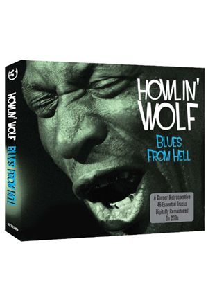 Howlin' Wolf - Blues From Hell (Music CD)
