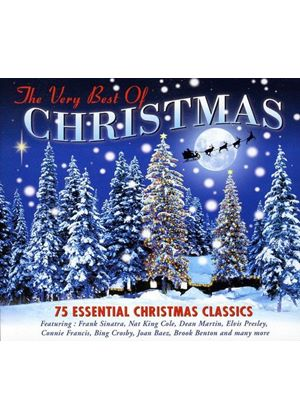 Various Artists - The Very Best Of Christmas (Music CD)