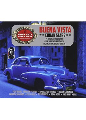 Various Artists - Buena Vista Cuban Stars (Music CD)