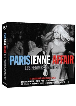 Parisienne Affair - Femmes Chantent (Music CD)