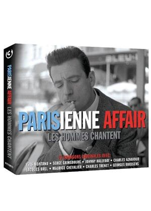 Parisienne Affair - Hommes Chantent (Music CD)