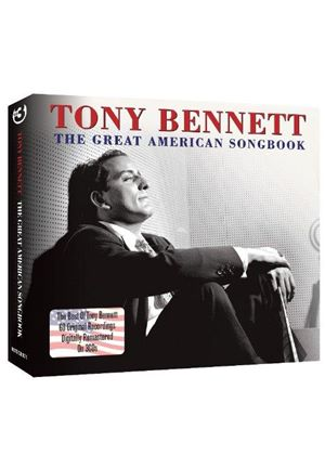 Tony Bennett - Great American Songbook (Music CD)