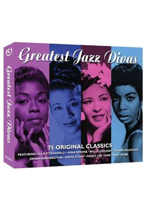 Various Artists - Greatest Jazz Divas (Music CD)