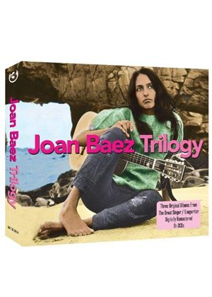 Joan Baez - Trilogy (Music CD)