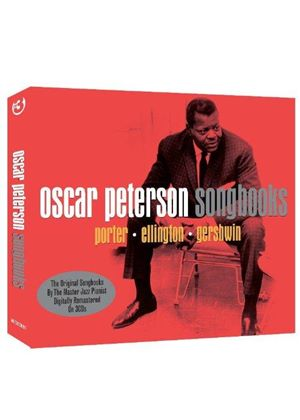Oscar Peterson - Songbooks (Music CD)