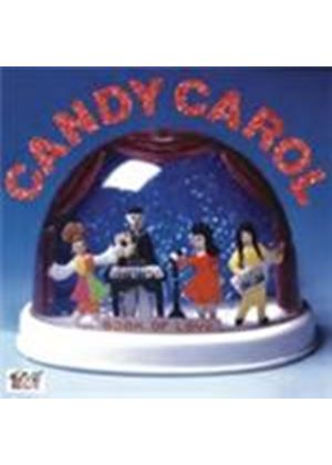 Book Of Love - Candy Carol (Music CD)