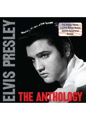 Elvis Presley - Anthology (5 CD Box Set) (Music CD)