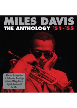 Miles Davis - The Anthology '51-'55 (5 CD Box Set) (Music CD)