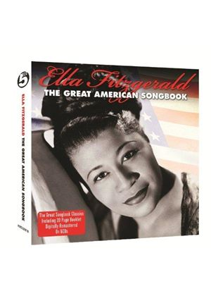 Ella Fitzgerald - Great American Songbook (5 CD Box Set) (Music CD)